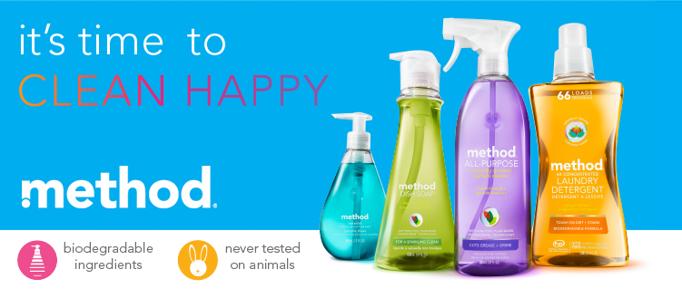 Buy Method At Wellca Free Shipping In Canada - Method bathroom cleaner ingredients
