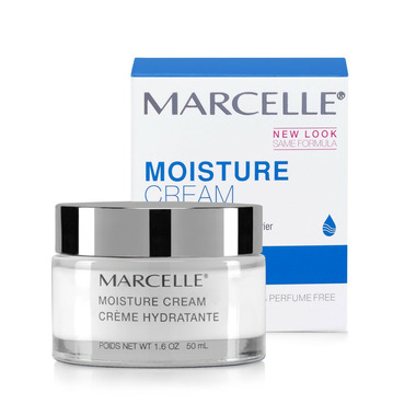 Marcelle Essentials Moisture Cream