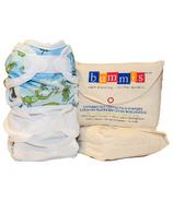 Bummis Organic Newborn Pack