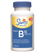 Swiss Natural Vitamin B12