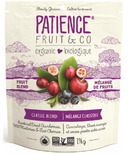 Patience Fruit & Co. Organic Dried Fruit Mixed Berries Classic Blend