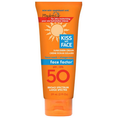 Kiss My Face - Sun Spray Lotion Water Resistant 30 SPF - 8 oz. Kiss My Face Sunspray Lotion is great for kids too! Plus Kiss My Face Sunspray Lotion is water resistant and fragrance free. Kiss My Face Sunspray Lotion is the perfect sunscreen for those who play hard and enjoy the outdoors!