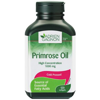 Adrien Gagnon Evening Primrose Oil 1000 mg