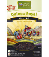 GoGo Quinoa Royal Black Quinoa