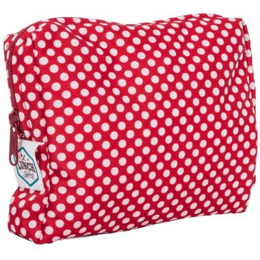 Bummis Reusable Snack Bag Retro Red Dot