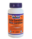 NOW Foods Natural Beta-Carotene
