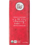Theo Organic & Fair Trade My Cherry Baby Chocolate Bar