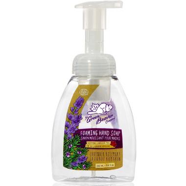 Green Beaver Lavender Rosemary Foaming Hand Soap