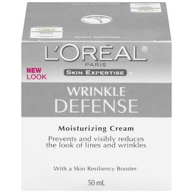 L\'Oreal Skin Expertise Wrinkle Defense Moisturizing Cream