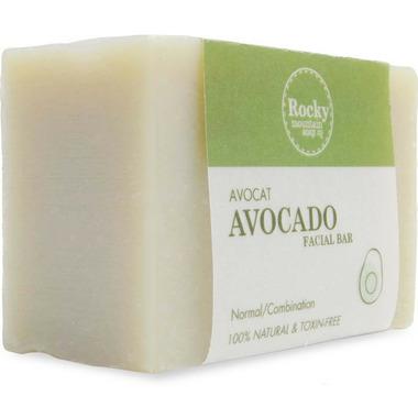 Rocky Mountain Soap Co. Avocado Facial Bar
