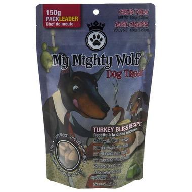 My Little Wolf Grain Free Soft Dog Treat