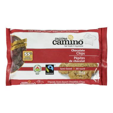 Cuisine Camino Semi-Sweet Chocolate Chips