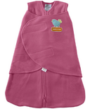 HALO SleepSack Wearable Blanket Micro-Fleece Bright Pink