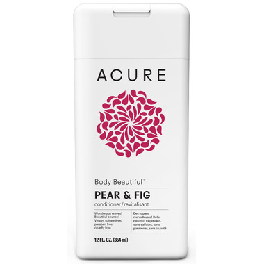 Acure Body Beautiful Conditioner Pear & Fig