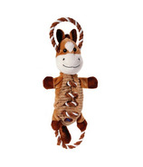 Charming Pet Products Ropes A-Go-Go Horse Dog Toy