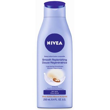 Nivea Smooth Replenishing Lotion