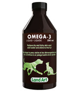Land Art Omega-3 for Pets Duo Pack