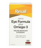 Rexall AREDS Eye Formula Plus Omega-3