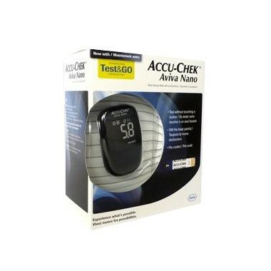 Accu-Check Aviva Nano Test & Go Kit