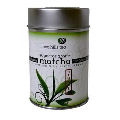 Buy Two Hills Tea Superior Grade Organic Matcha Tea 100 G