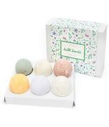 Rocky Mountain Soap Co. 6 Bath Bomb Gift Set