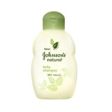 Johnson S Natural Baby Shampoo Ingredient