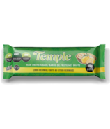 Temple Raw Protein Bar Lemon Meringue Case of 12