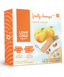 Love Child Organics Fruity Chomps Apricot Bars