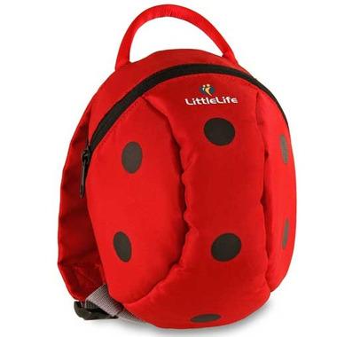 LittleLife Toddler Animal Daysack Ladybird