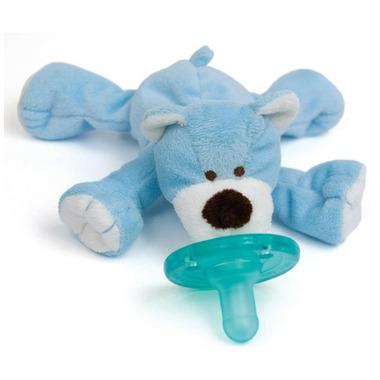 WubbaNub Blue Bear