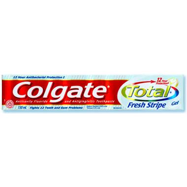 Colgate Total Fresh Stripe Gel