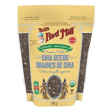 Bob\'s Red Mill Organic Whole Chia Seeds