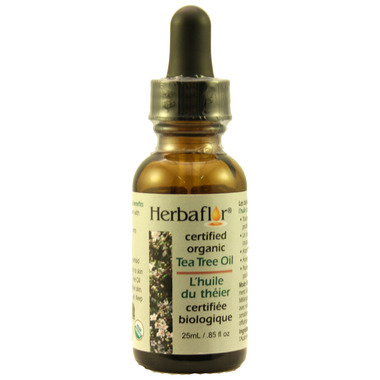 Herbaflor Organic Tea Tree Oil