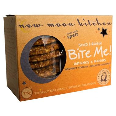 New Moon Kitchen Bite Me! Cookies