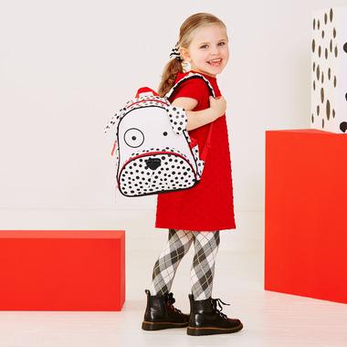 Skip Hop Zoo Little Kid Backpack Dalmatian