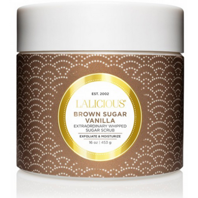 Buy Lalicious Extrordinary Whipped Sugar Scrub with Brown ...