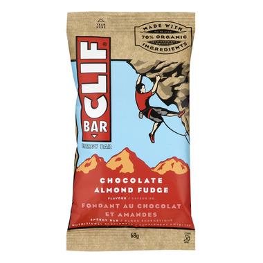Clif Bar Chocolate Almond Fudge Energy Bars