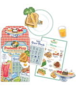eeboo Best Pal's Diner Pretend Play Kit