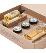 Captain Fawcett Limited Eau De Parfum, Moustache Wax & Beard Oil Gift Set