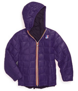 K-Way Lily Thermo Plus Double Reversible Jacket Imperial Purple