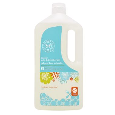 The Honest Company Honest Auto Dishwasher Gel Free & Clear
