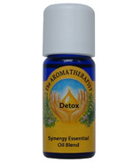 The Aromatherapist Detox Essential Oil Blend