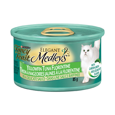 Buy Fancy Feast Elegant Medleys Cat Food CASE of 24 at Well.ca | Free Shipping $35+ in Canada