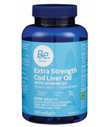 Be Better Extra Strength Cod Liver Oil with Vitamin D3