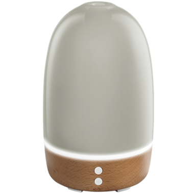 Ellia Thrive Ultrasonic Aroma Diffuser in Gray