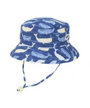 Puffin Gear Cotton Camp Hat Whale