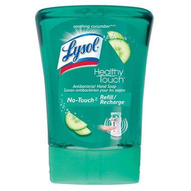 Lysol Healthy Touch No-Touch Antibacterial Hand Soap Refill