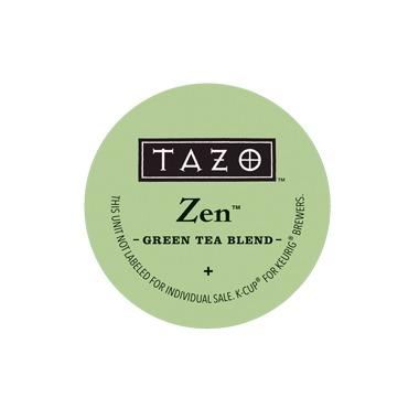 Tazo Zen Tea K-Cups