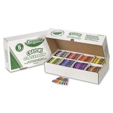 Crayola Crayon Classpack
