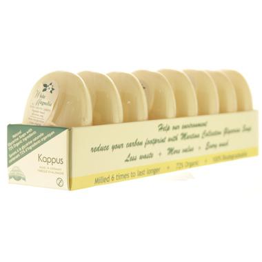 Kappus Martina Collection White Magnolia Oval Soap
